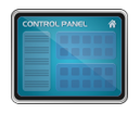 Control Panel Features...